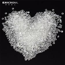 2000pc 4.5mm Diamond Table Confetti Crystals Wedding Party Decora Clear Scatters