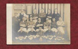 Postcard - FAFC (Forfar Athletic??) 1904/5