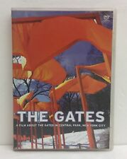 The Gates A Film About the Gates in Central Park, New York City - Travel DVD 2Y