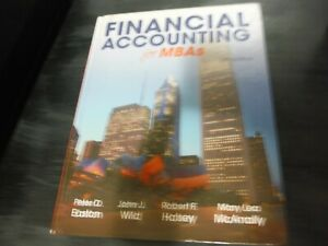 Like New Financial Accounting for MBAs, 5th Edition
