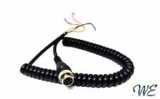 NEW ICOM Mic cable for IC-M710 IC-M700 IC-M700Pro to HM-180 or EM-101 body