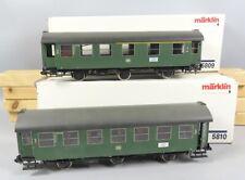 Z 70162 Zwei Märklin Spur 1 Umbauwagen 5909 + 5810