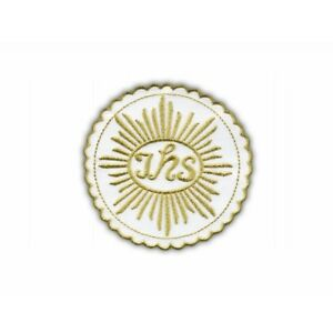 Host IHS - gold Embroidered PATCH/BADGE