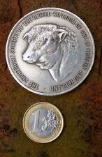 Irish Coin/médaillon/Médaille, Shorthorn société GB, ROYAUME-UNI ET IRLANDE, Dundalk