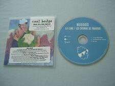 MOODOID La Lune/Les Chemins de Traverse promo CD single Melody's Echo Chamber