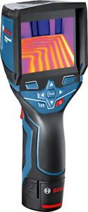 Bosch GTC 400 C Wärmebildkamera Thermodetektor L-BOXX 1,5 AH Akku und Ladegerät