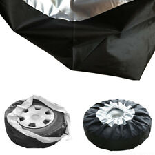 """1x 13""""-19"""" Tote Spare Tire Tyre Storage Cover Universal Hot SUV Car Wheel Bag"""