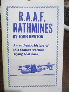 WW2 Rathmines Catalina Base Base History New Book