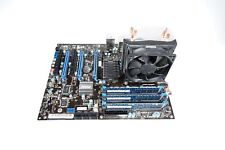 MSI X58 PRO X58 PRO-E MOTHER BOARD 6GB MEMORY