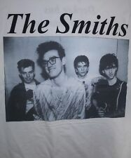80s The Smiths Morrissey Size Large Brand New Double Decker bus