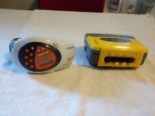 Sony Wm-fx290w Walkman Am/fm Cassette Player Digital Tuning Weather WMFX290W