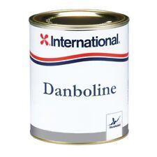International Danboline Bilge & Locker Paint. 750ml Tin - Grey