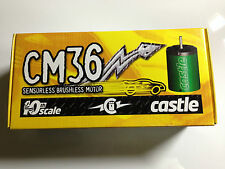 Castle CM36 6900kV 1/10th Scale Brushless Motor Car Buggy SCT Track 1406