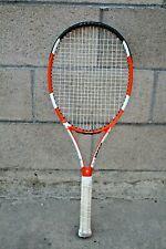 """PACIFIC Basalt X Force Lite Tennis Racquet Racket with Fischer Tech 4 1/4"""" Grip"""