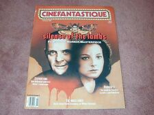 Cinefantastique vol.22 no.4 Silence of the Lambs, Naked Lunch, Free Shipping Usa