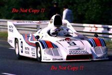 Reinhold Joest Martini Porsche 908/80 Le Mans 1980 Photograph 1