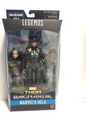 Marvel Legends - Thor Ragnarok - HELA - Gladiator Hulk BAF