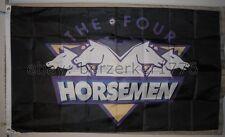 The Four Horsemen Wrestling 3'x5' flag banner - WCW, WWF, WWE, Ric Flair, USA