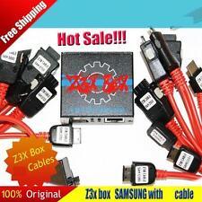 Z3X per Samsung sbloccare Box+Card + Sams-pro attivazione+cavi for Note S4 S5 S7