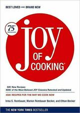 Joy of Cooking by Irma S. Rombauer, Ethan Becker and Marion Rombauer Becker (20…