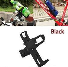 Motorcycle Bike Bicycle Cycling Drink Water Bottle Rack Cup Holder Cage Bracket