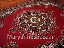 Extra Large Floor Rug Traditional Red Carpet Mat 330 x 240 FREE DELIVERY 0046 P