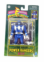 Mighty Morphin Power Rangers Blue Ranger Billy Retro-Morphin Action Figure NEW