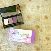 Philosophy Supernatural Windows to the Soul Eye Shadow Palette ~PLUM DELICIOUS