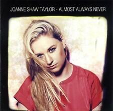 Joanne Shaw Taylor - Almost Always Never (NEW CD)