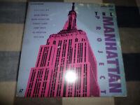laserdisc  pal - The Manhattan Project