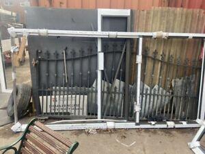 Aluminum Shop Front/Entrance Door