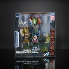 Hasbro 2020 SDCC Exclusive Transformers Quintesson Pit of Judgement MISB