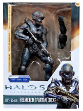 "HALO 5 - Helmeted Spartan Locke 10"" Deluxe Action Figure (McFarlane) #NEW"