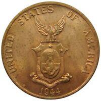 (*B24) - Philippinen Philippines - 1 Centavo 1944 - U.S. Administration KM# 179