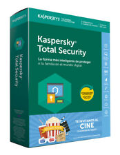 Kaspersky Lab total Security 2018 3licencia(s) 1año(s) Full