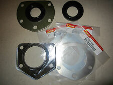 Jeep CJ5 7 8 AMC 20 Axle Seal Kit w 2 Piece Stock Axle Seals,Shims,Dust Shield