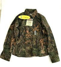 b9e7e5320b8e1 Women's TRUE TIMBER Camo Camouflage Hunting Shirt Button down Size XL NWT