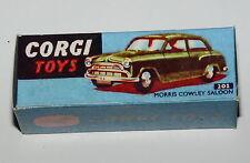 Reprobox CORGI TOYS nº 202-Morris Cowley Saloon