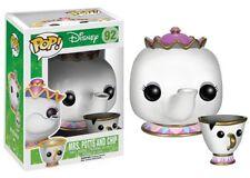 Funko Pop Disney: Mrs. Potts and Chip 92 3898