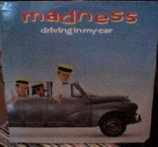 """Madness Driving In My Car Uk 12"""""""
