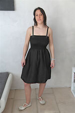 dress robe bustier doublure satin M&F GIRBAUD taille 38  NEUVE ÉTIQUETTE v 450€