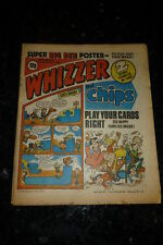 WHIZZER & CHIPS Comic - Date 21/02/1981 - Inc Poster