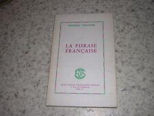 1967. phrase française.Deloffre.linguistique philologie