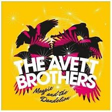 Magpie and the Dandelion by The Avett Brothers (CD, Oct-2013, American...