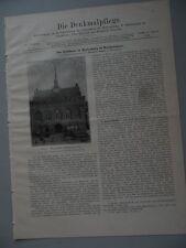 1902 11 Marienburg Westpreußen  Amberg