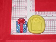 Gift Present Silicone Mold A677 Cake Resin Clay Candy Fondantt Soap Fimo