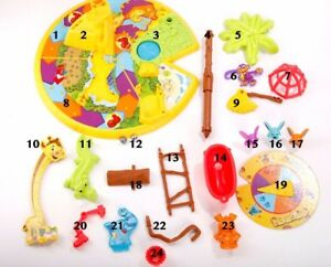 Mousetrap Elefun Game PARTS You Pick the Replacement Piece 2013 2014 You Choose