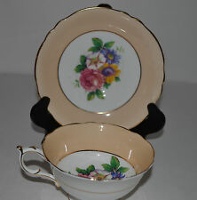 PARAGON H.M THE QUEEN & H.M THE QUEEN MARY CUP WITH SAUCER