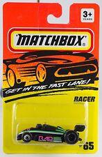 Matchbox MB 65 RAD Racer New On Card 1993