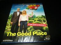 "COFFRET 3 BLU-RAY NEUF ""THE GOOD PLACE - SAISON 2"" Ted DANSON, Kristen BELL"